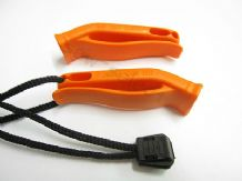 Emergency safety whistle Outdoor marine siren - For life jacket boat wetsuit sea use